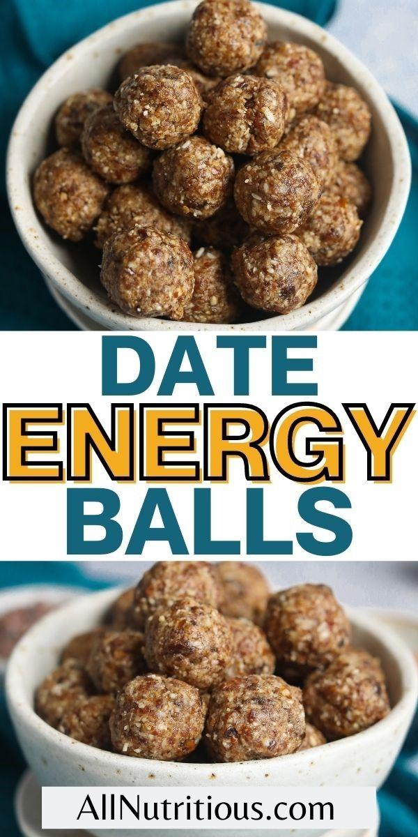 date energy balls