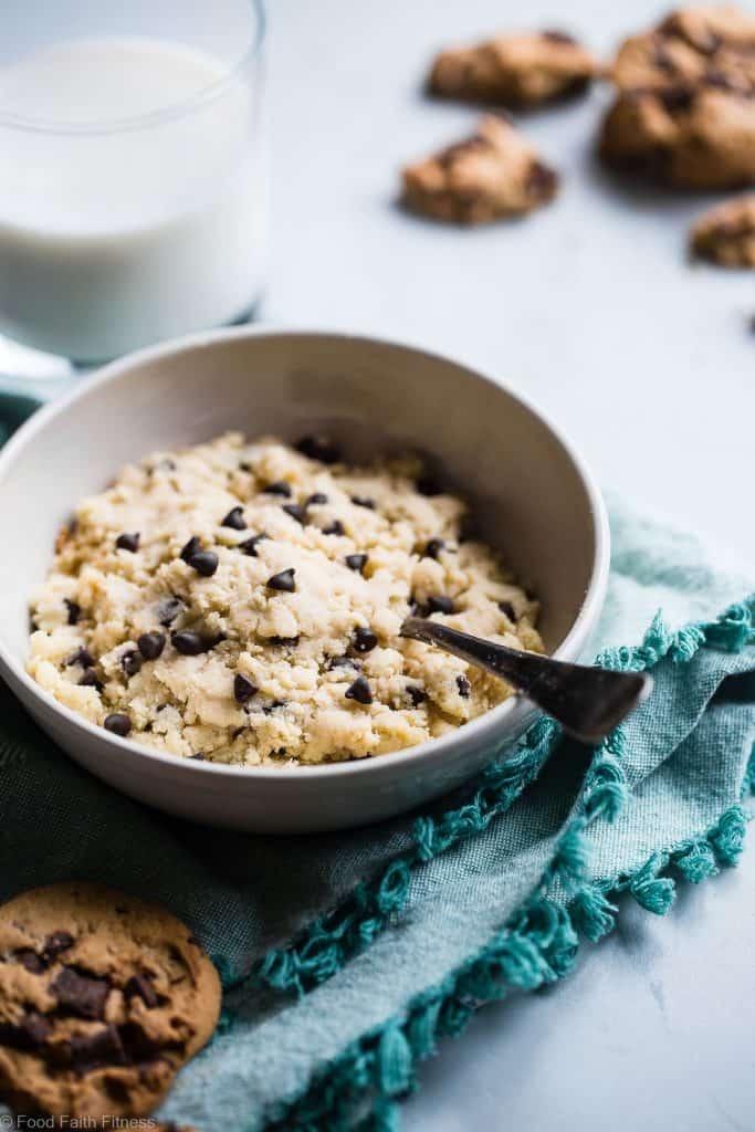 Protein Powder Cookie Dough