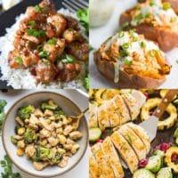 high protein chicken recipes