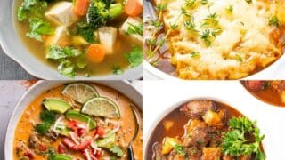 high protein low carb soups