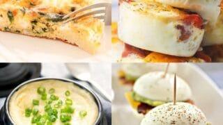 low calorie egg recipes