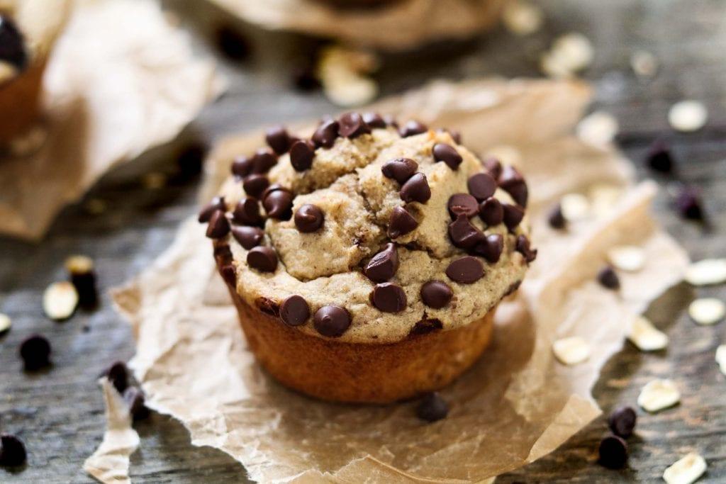 Vegan Protein Muffins