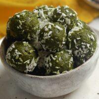 matcha energy balls