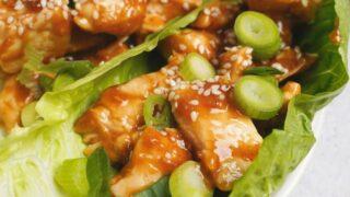 teriyaki chicken wrap recipe