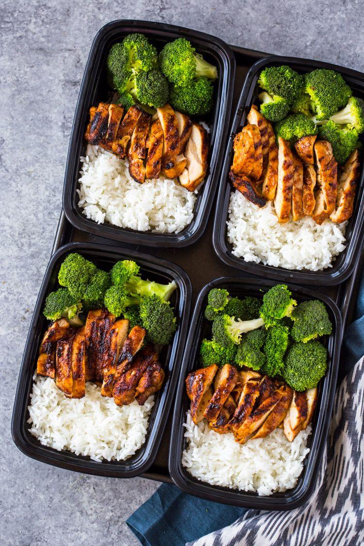 Chicken, Rice, & Broccoli