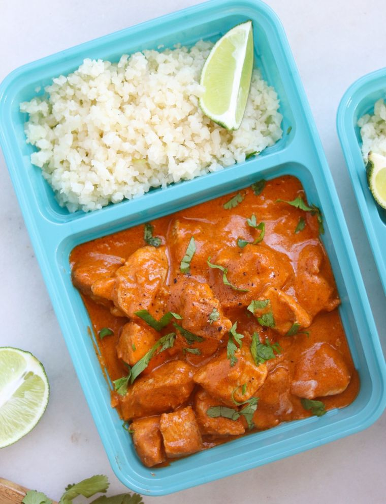 Whole30 Butter Chicken