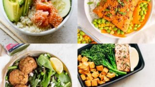 pescatarian meal preps