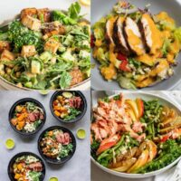 high calorie high protein meals