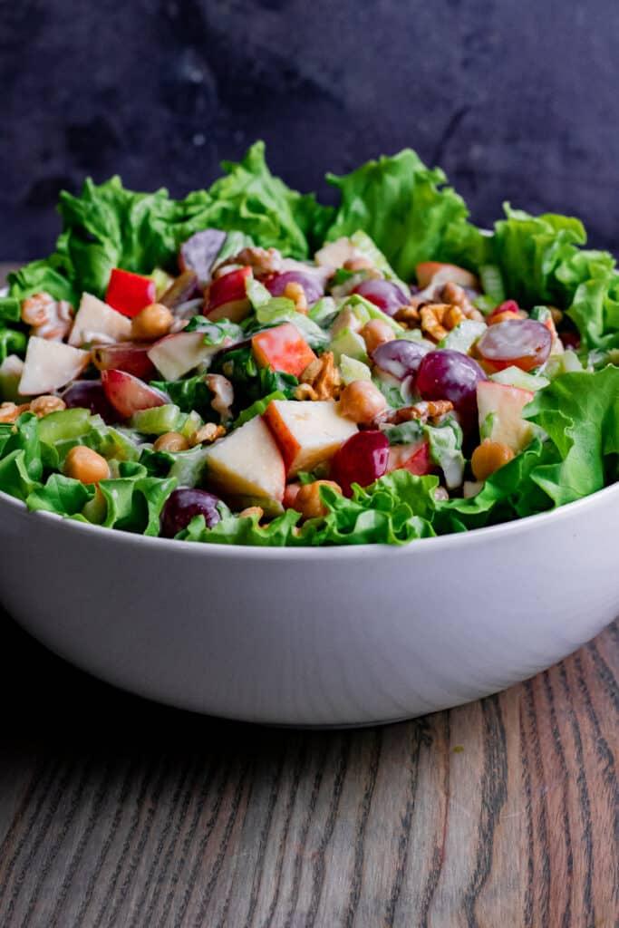 Vegan Waldorf Salad