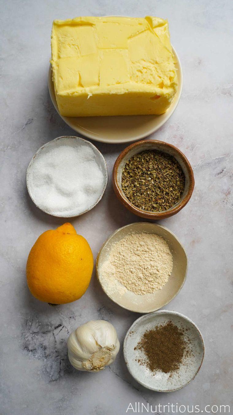 ingredients for keto pork