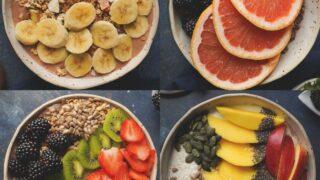 granola bowl ideas