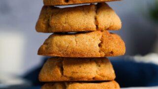 coconut flour protein cookies
