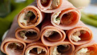 ham roll ups