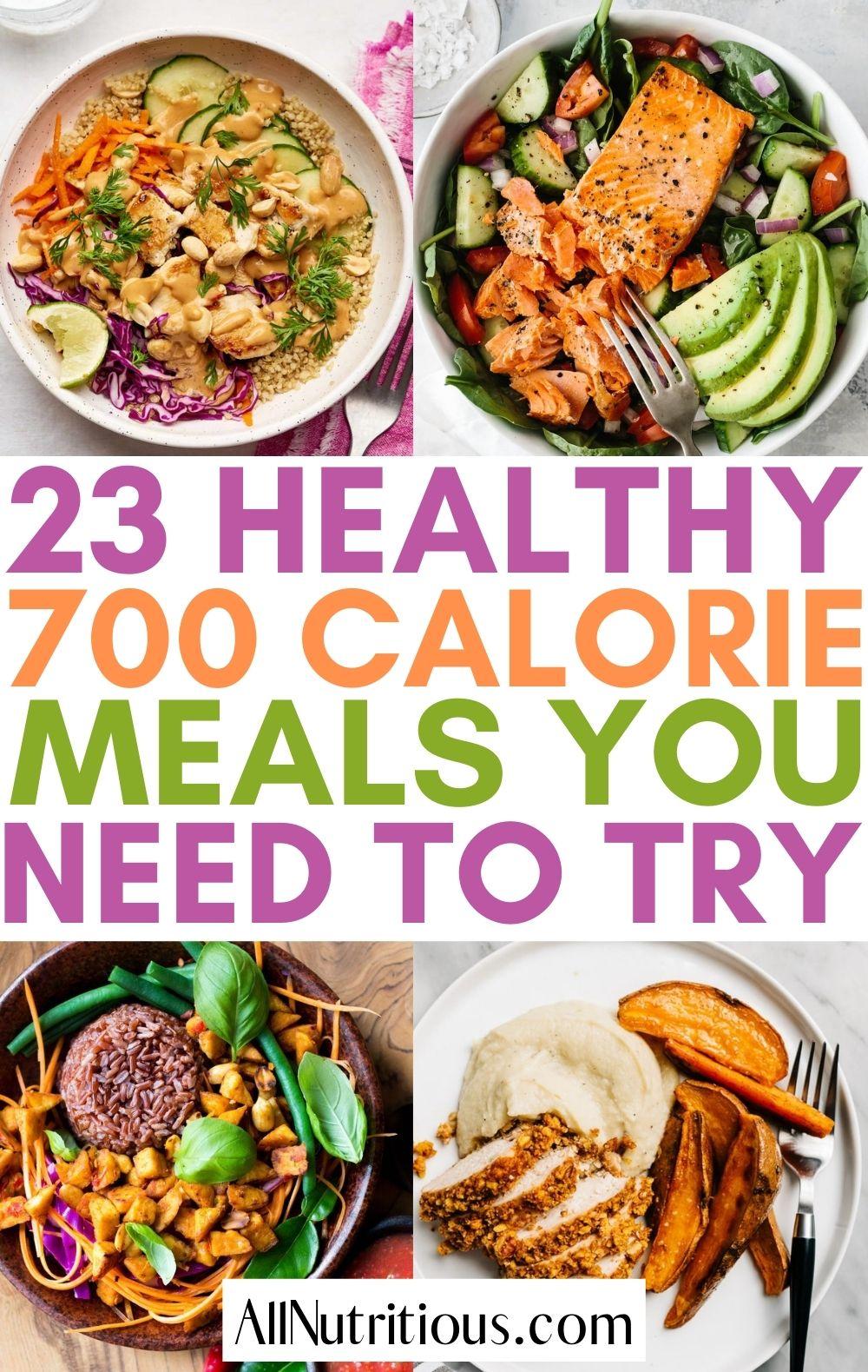 healthy 700 calorie meals