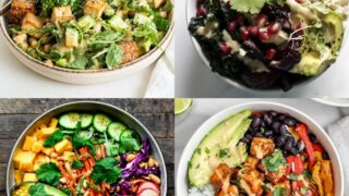 high calorie vegan recipes
