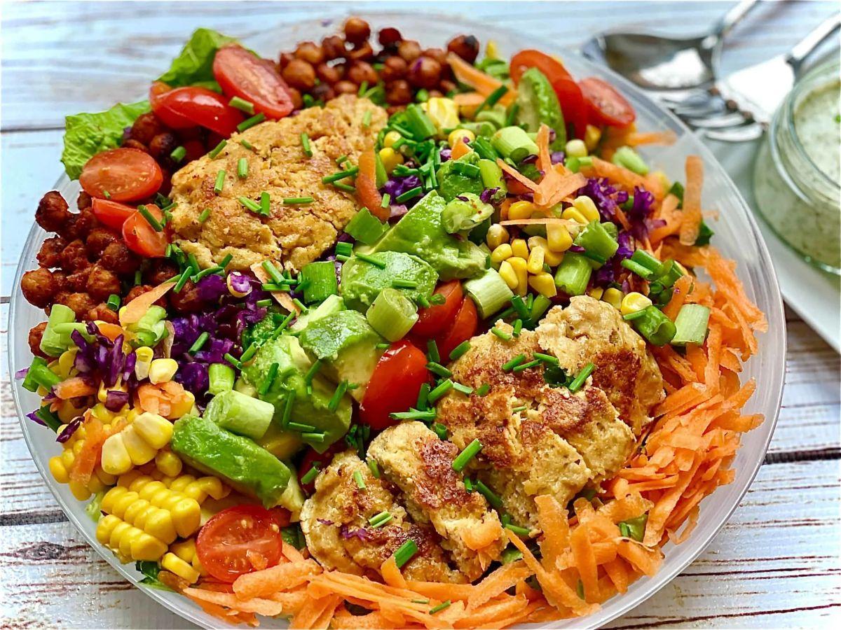 Vegan Cobb Salad Recipes