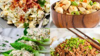 cheap keto meal prep ideas