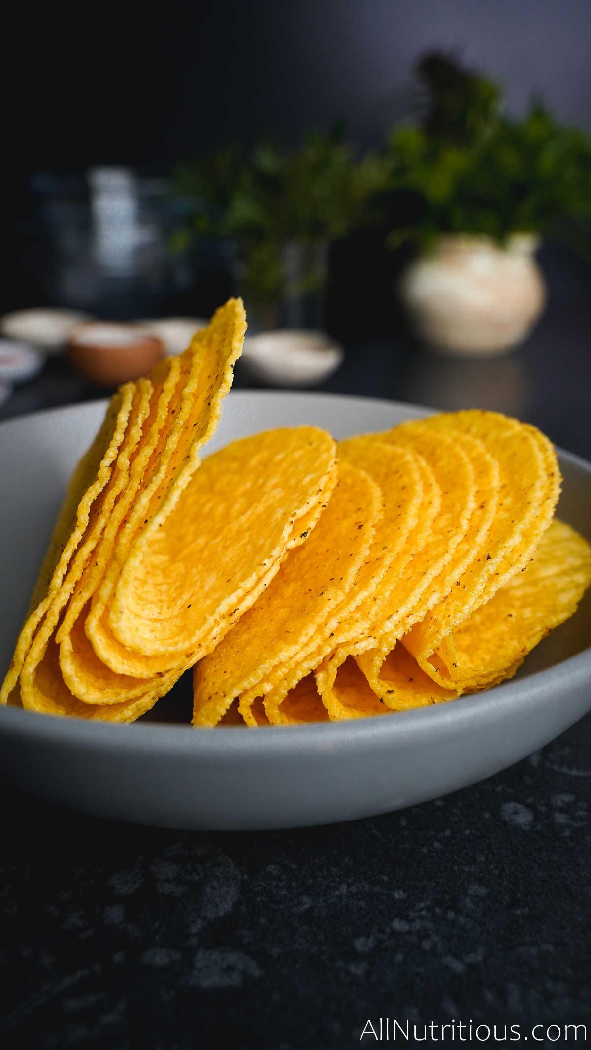 corn fajita shells