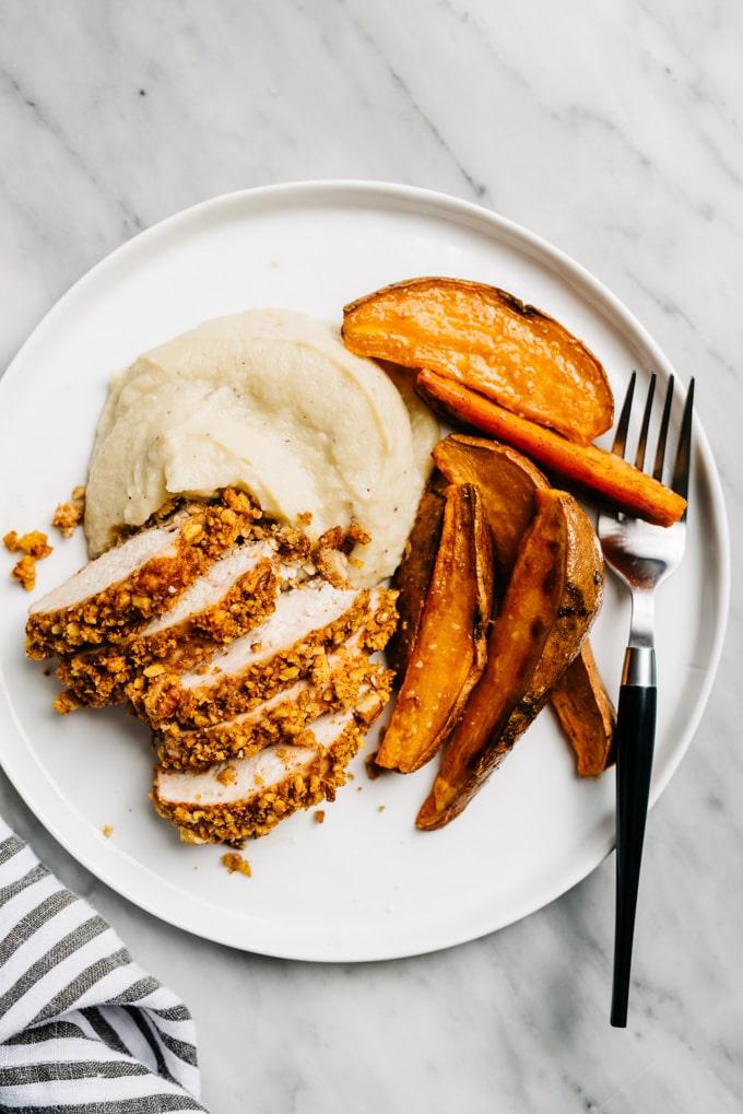 Pecan Chicken Recipe