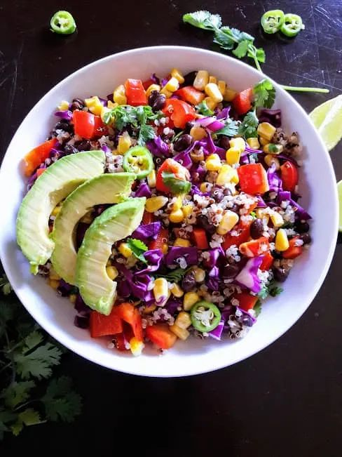 Vegan Tex Mex Quinoa