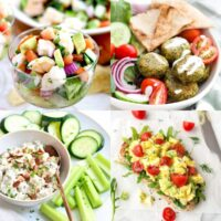 healthy college lunches