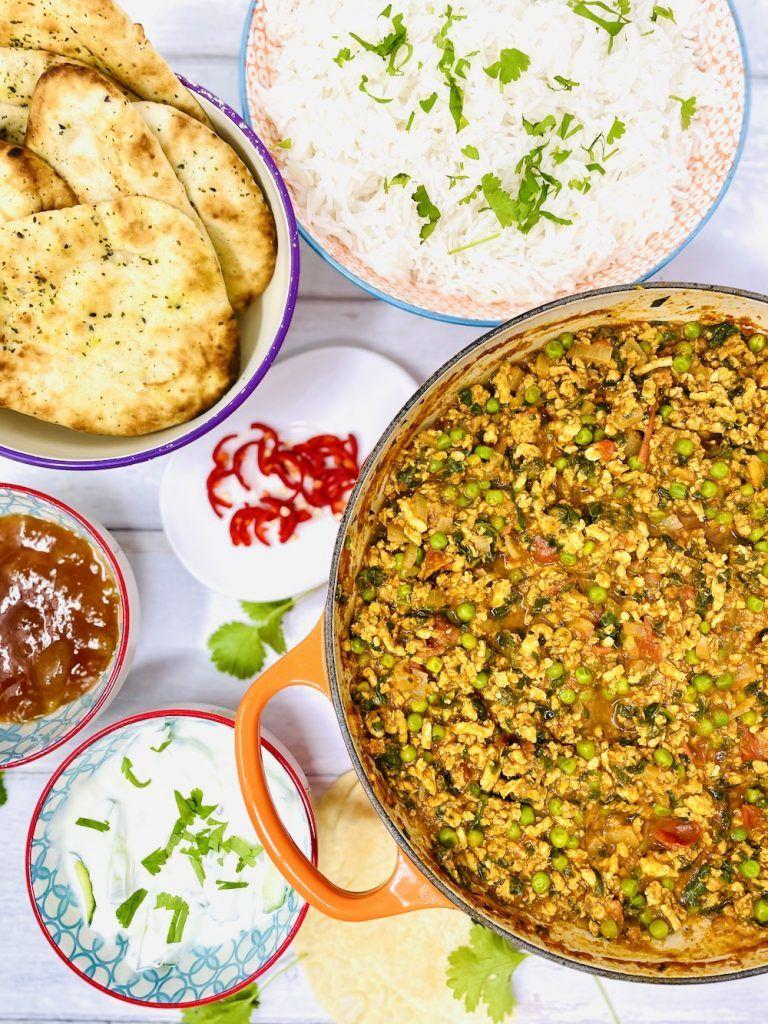 Turkey Mince Curry