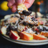 apple nachos healthy
