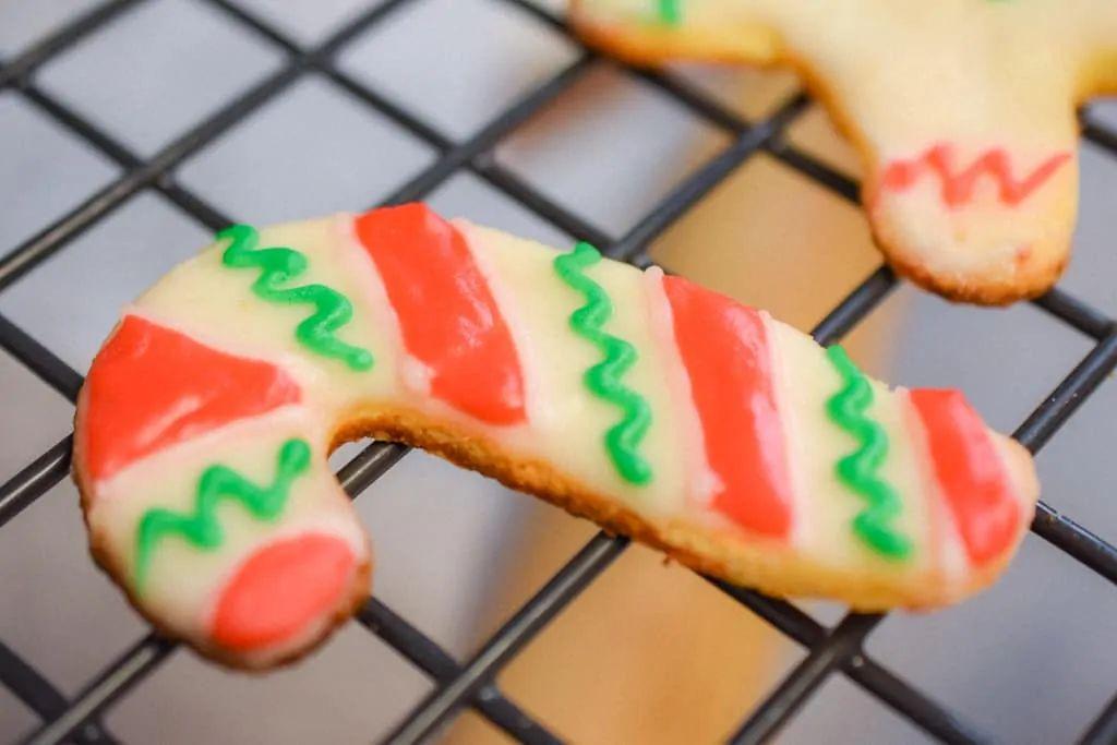 Keto Rolled Sugar Cookies