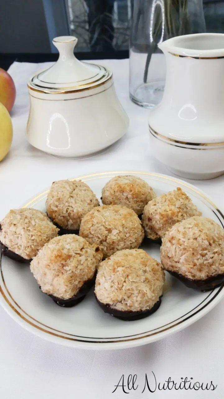 Lazy Keto Shredded Coconut Cookies