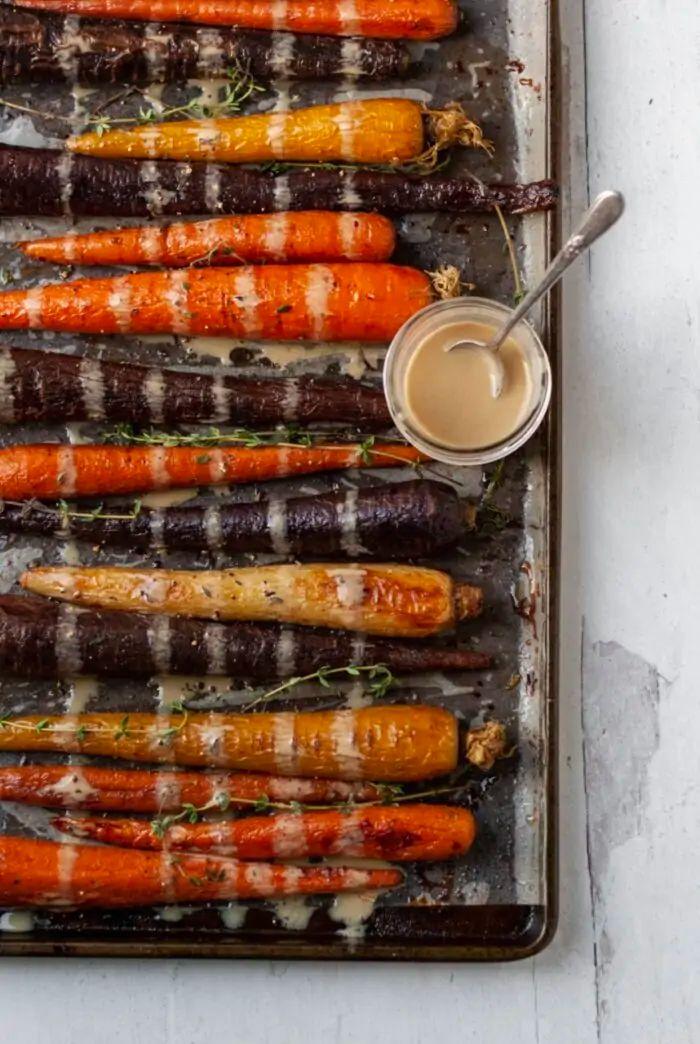Air Fryer Carrots
