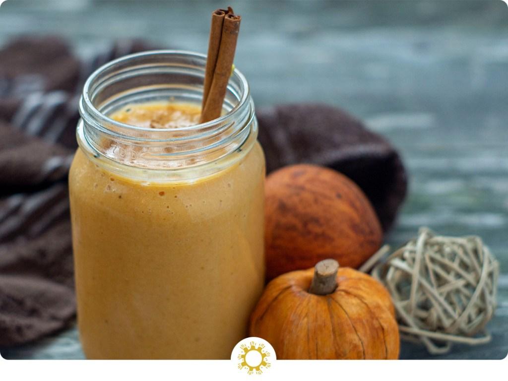 Pumpkin Pie Healthy Smoothie