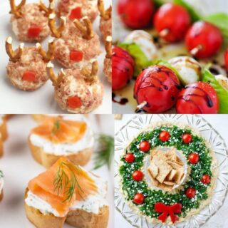 christmas appetizers