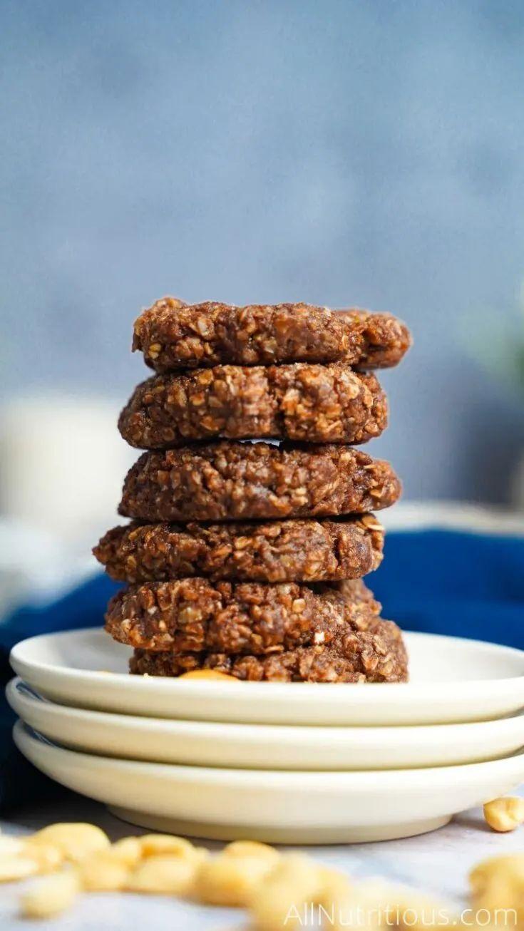 No-Bake Protein Cookies