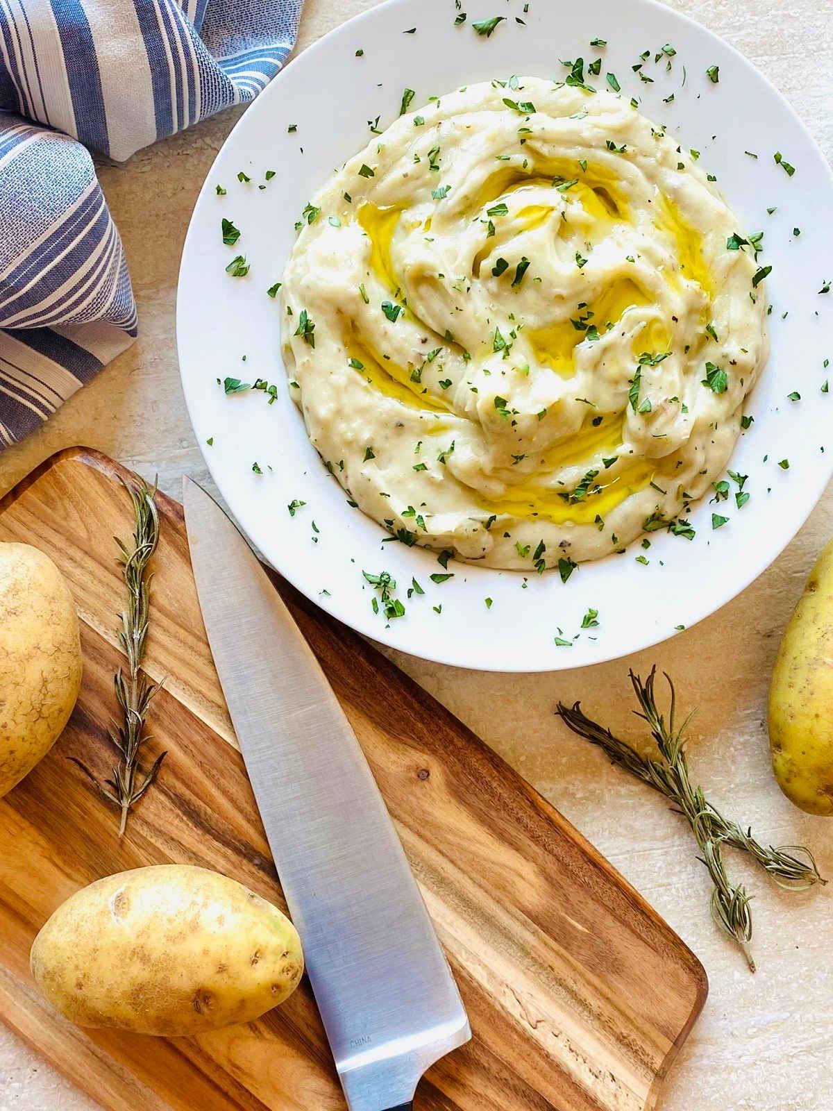 Whole30 Mashed Potatoes