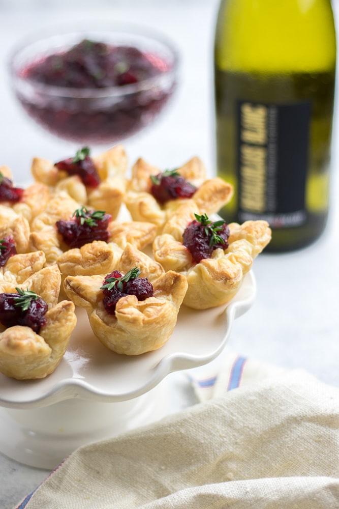 3-Ingredient Cranberry Bites